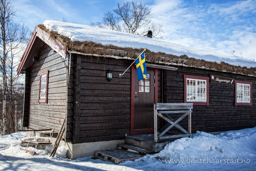 Fra Funäsdalen i Jämtland og Härjedalen, Sverige.