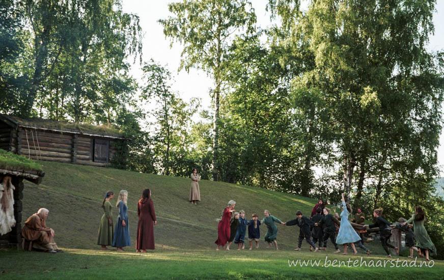 Spelet om Heilag Olav, Stiklestad