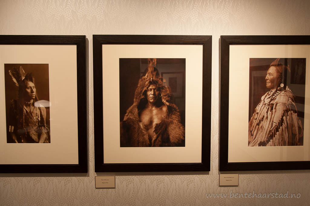 Edward Curtis and Nils Thomasson photography