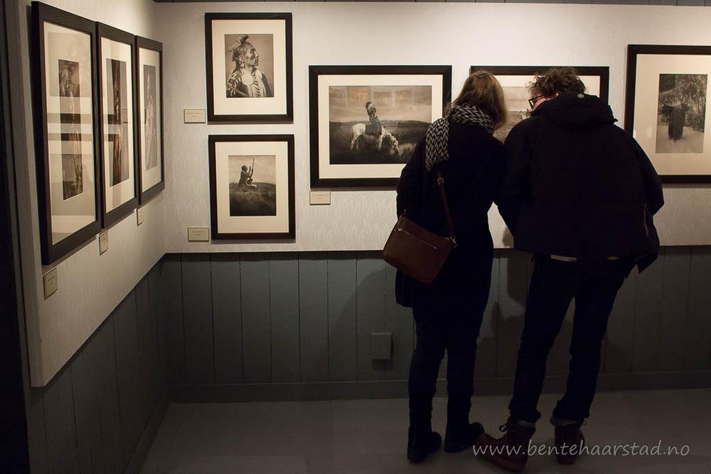 Edward Curtis and Nils Thomasson photography