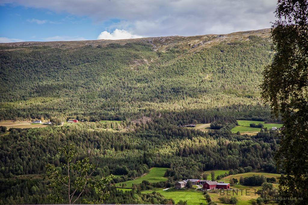 Tradisjonell arkitektur, Oppdal i Sør-Trøndelag