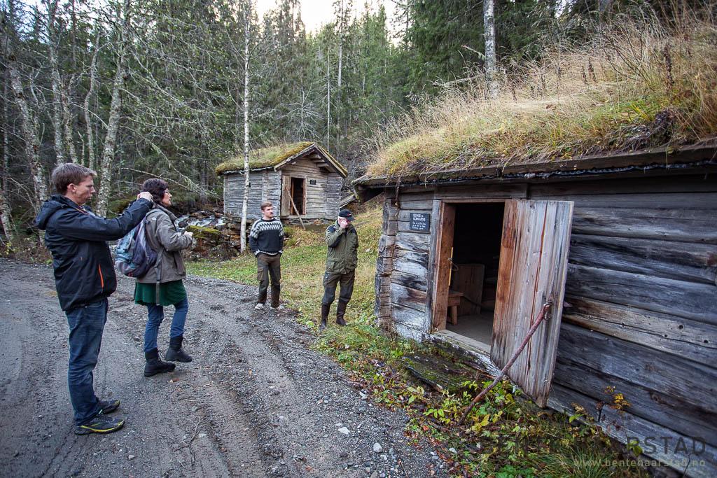 Mølle og eldhus, Kalvåa i Selbu.